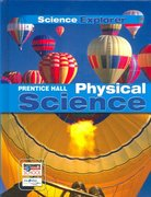 Prentice Hall Physical Science 1st Edition 9780131901230 0131901230