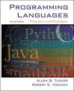 Programming Languages 2nd edition 9780072866094 0072866098