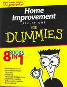 Home Improvement All-in-One For Dummies 1st edition 9780764556807 0764556800