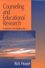 Counseling and Educational Research 1st edition 9780761907404 0761907408