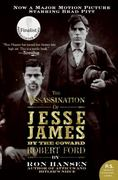 The Assassination of Jesse James by the Coward Robert Ford 0 9780061120190 0061120197