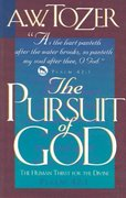 The Pursuit of God 0 9780875093666 0875093663
