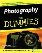 Photography For Dummies 2nd edition 9780764541162 0764541161