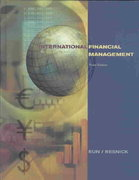 International Financial Management 3rd edition 9780072521276 0072521279