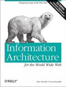 Information Architecture for the World Wide Web 3rd Edition 9780596527341 0596527349