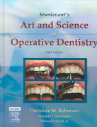 Sturdevant's Art and Science of Operative Dentistry 5th edition 9780323030090 0323030092