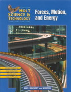 Forces, Motion, and Energy 2nd edition 9780030648021 0030648025