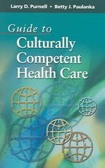 Guide to Culturally Competent Health Care 1st edition 9780803611634 0803611633