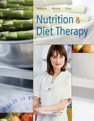 Nutrition and Diet Therapy (with InfoTrac 1-Semester, Premium Web Site Printed Access Card) 7th edition 9780495119166 0495119164