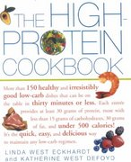 The High-Protein Cookbook 0 9780609806739 0609806734