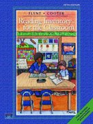 Reading Inventory for the Classroom & Tutorial Audiotape Package 5th Edition 9780131065093 0131065092