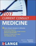Current Consult Medicine 3rd edition 9780071472180 0071472185