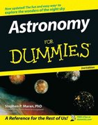 Astronomy For Dummies 2nd edition 9780764584657 0764584650