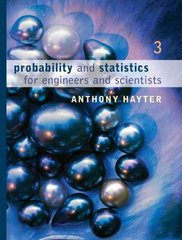 Probability and Statistics for Engineers and Scientists (with CD-ROM) 3rd edition 9780495107576 0495107573