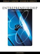 Entrepreneurship 6th edition 9780324258264 0324258267
