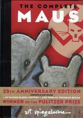 The Complete Maus 25th edition 9780679406419 0679406417