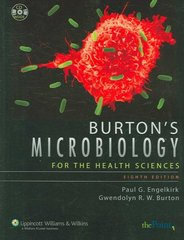 Burton's Microbiology for the Health Sciences 8th edition 9780781771955 0781771951