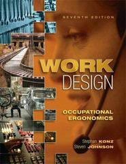 Work Design 7th Edition 9781890871796 1890871796
