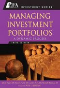 Managing Investment Portfolios 3rd edition 9780470080146 0470080140