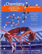 Essential Lab Manual for Chemistry 9th edition 9780805330236 0805330232