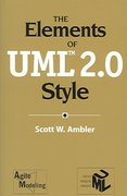 The Elements of UML 2. 0 Style 1st Edition 9780521616782 0521616786