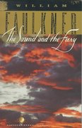 The Sound and the Fury 1st Edition 9780679732242 0679732241
