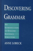 Discovering Grammar 3rd Edition 9780195129847 0195129849