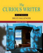 Curious Writer, The, Brief Edition 2nd edition 9780205532131 0205532136