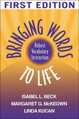 Bringing Words to Life 1st Edition 9781572307537 1572307536