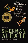 The Absolutely True Diary of a Part-Time Indian 1st Edition 9780316013680 0316013684