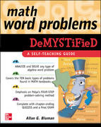 Math Word Problems Demystified 1st edition 9780071443166 0071443169