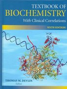 Textbook of Biochemistry With Clinical Correlations 6th edition 9780471678083 0471678082