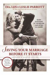 Saving Your Marriage Before It Starts 1st Edition 9780310259824 0310259827