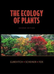 The Ecology of Plants 2nd Edition 9780878932948 0878932941