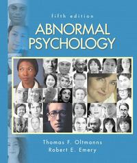 Abnormal Psychology 5th edition 9780131875210 0131875213