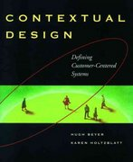 Contextual Design 1st Edition 9781558604117 1558604111