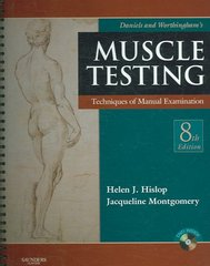 Daniels and Worthingham's Muscle Testing 8th edition 9781416023500 141602350X