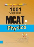 Examkrackers 1001 Questions in MCAT Physics 2nd Edition 9781893858183 1893858189