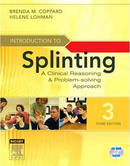 Introduction to Splinting 3rd Edition 9780323033848 0323033849