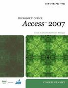 New Perspectives on Microsoft Office Access 2007, Comprehensive 1st edition 9781423905899 142390589X