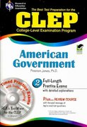CLEP American Government 0 9780738603063 0738603066