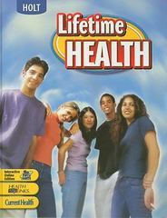Lifetime Health 4th Edition 9780030646140 0030646146