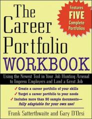 The Career Portfolio Workbook 1st edition 9780071408554 007140855X