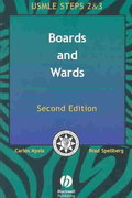 Boards and Wards: A Review for USMLE Steps 2&3 2nd edition 9781405103411 1405103418