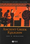Ancient Greek Religion 1st edition 9780631232230 0631232230