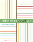 Rethinking the Color Line 3rd edition 9780073135748 0073135747