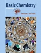 Basic Chemistry 2nd edition 9780805344691 0805344691