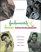 Fundamentals of Human Communication 3rd Edition 9780072862935 0072862939