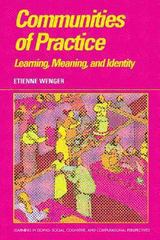 Communities of Practice 1st Edition 9780521663632 0521663636