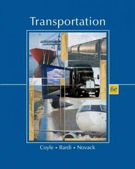 Transportation (with InfoTrac) 6th edition 9780324202144 0324202148